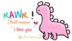 rawer ; i love you