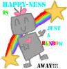 Robot, Rainboww