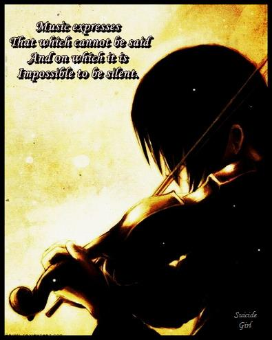 Funny percussion quotes quotesgram - Violin Anime Quotes And Sayings Quotesgram