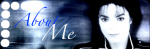 Michael Jackson About Me Banner