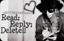 Michael Jackson Read; Reply; Delete