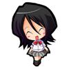 Bleach -- Rukia