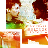 And My heart belongs to...