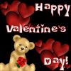 Happy Valentine's Day Bear